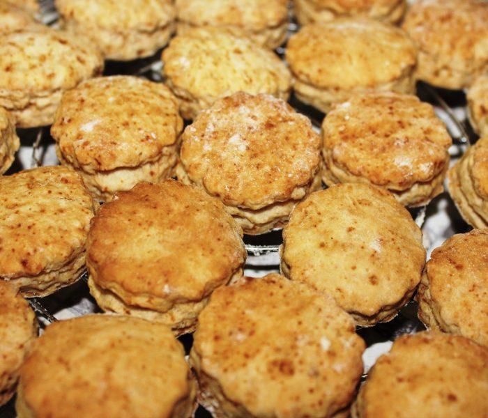 Английски курабии (scones)